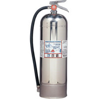 Kidde Pro Plus 2.5 gal Water Extinguisher w/ Wall Hook - 66403K