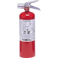 Kidde Pro Plus™ 5 lb Halotron I™ Fire Extinguisher w/ Wall Hook - 466728K