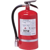 Kidde Pro Plus™ 15 1/2 lb Halotron I™ Fire Extinguisher w/ Wall Hook - 466730K