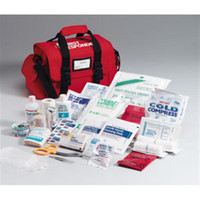 158-Piece First Responder First Aid Kit - 520FR