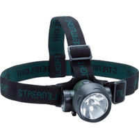 Trident® LED Headlight, 3 LED Class 1 Division 2, Green w/ White & Green LEDs - 61051