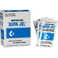 Water-Jel® Burn Jel® (25/Box) - 6500