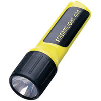 4AA ProPolymer® Xenon Class 1, Division 1 Flashlight, Yellow - 68254