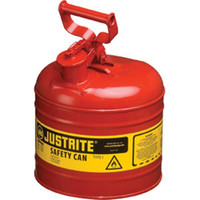 Type I Safety Can, 2 gal, Red - 7120100