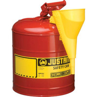 "Type I Safety Can w/ ""I'm Easy"" Funnel - 7150110"
