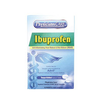 Ibuprofen Pain Reliever, 200 mg, 2 Pkg/50 ea - 90015