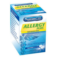 Allergy Plus Antihisamine, 2 Pkg/50 ea - 90091