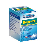 Ibuprofen Pain Reliever, 200 mg, 2 Pkg/125 ea - 90109