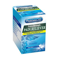 Extra-Strength Pain Reliever, 2 Pkg/50 ea - 90316