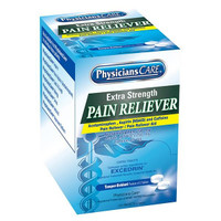 Extra-Strength Pain Reliever, 2 Pkg/125 ea - 90317