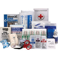 89-Pc ANSI A First Aid Kit Refill (For 90560AC, 90562AC, 90588AC) - 90583