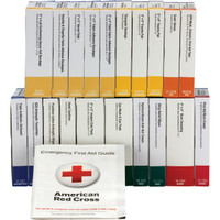24-Unit ANSI A+ First Aid Kit Refill (For 90600AC, 90601AC) - 90611