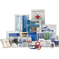 141-Pc ANSI A+ First Aid Kit Refill (For 90561AC, 90563AC, 90589AC) - 90615