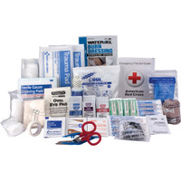 183-Pc ANSI A+ First Aid Kit Refill (For 90639AC, 90564AC, 90565AC) - 90617
