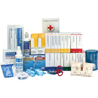 2-Shelf, 446-Pc ANSI B+ First Aid Station Refill (For 90573AC) - 90618