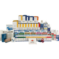 5-Shelf, 2133-Pc ANSI B+ First Aid Station Refill (For 90577AC) - 90626
