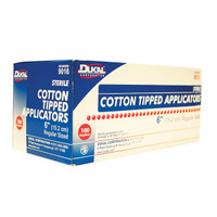 "6"" Cotton-Tip Applicators (200/Box) - 90796"