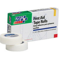 "First Aid Tape, 1/2"" x 10 yd, 2 Rolls/Box - A501"