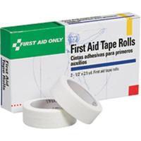 "First Aid Tape, 1/2"" x 2 1/2 yd, 2 Rolls/Box - AN5111"