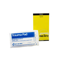 "Trauma Pad, 5"" x 9"" - FAE5012"