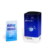 Burn Relief Gel, 3.5g, 6/Box - FAE7006