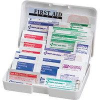 48-Piece All-Purpose Kit (Plastic Case) - FAO120
