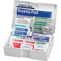 81-Piece All-Purpose First Aid Kit (Plastic Case) - FAO130