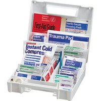131-Piece All-Purpose First Aid Kit (Plastic Case) - FAO132
