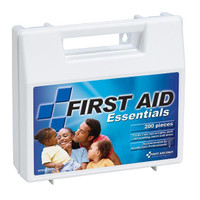 200-Piece All-Purpose First Aid Kit (Plastic Case) - FAO134
