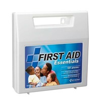 181-Piece All-Purpose First Aid Kit (Plastic Case) - FAO142