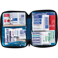 131-Piece All-Purpose First Aid Kit (Softpack Case) - FAO428