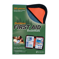 205-Piece Outdoor First Aid Kit - FAO440