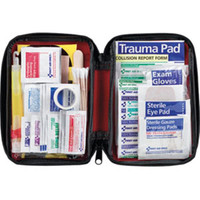 104-Piece Auto First Aid Kit (Softpack Case) - FAO532