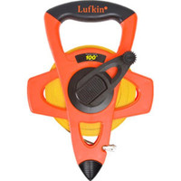 Lufkin® Engineer's Hi-Viz Fiberglass Tape - FE100D