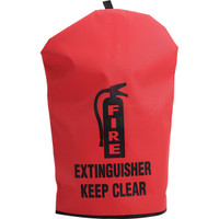 "Heavy-Duty Extinguisher Cover, 18 1/2"" x 7"" - FEC10"
