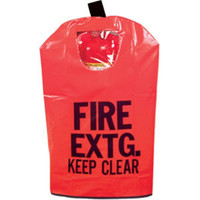 """Extinguisher Cover w/ Window, 25"""" x 16 1/2"""" - FEC2W"""