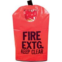 """Extinguisher Cover w/ Window, 31"""" x 16 1/2"""" - FEC3W"""