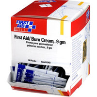 First Aid/Burn Cream,0.9 g, 144/Box - H343