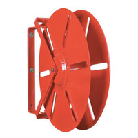 "Heavy-Duty Hose Reel (For 1 1/2"" Rack 150', SJ 100', & DJ 75' Hose), 30""L x 25""H x 5 3/4""W  - HDR25"