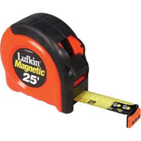 Lufkin® 700 Series Magnetic End Hook Tape - L725MAG