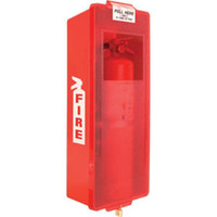 Mark II Cabinet, Red Tub w/ Red Cover (Indoor/Outdoor) - M2M