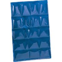 Vinyl Pocket Liner for 4-Shelf Cabinet - M5063