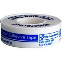 "Waterproof First Aid Tape, 1/2"" x 5 yd - M685P"