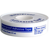 "Waterproof First Aid Tape, 1/2"" x 10 yd - M686P"