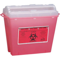 Sharps Container, 5 qt - M943