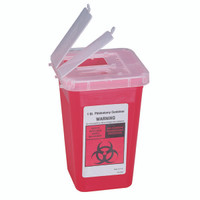Sharps Container, 1 qt - M949