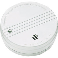 Kidde DC Smoke Alarm w/ Tamper-Resistant Locking Pin, (Photoelectric) - PE9E