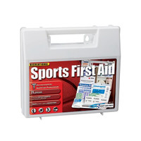 71-Piece Sports First Aid Kit (Plastic Case) - SM134