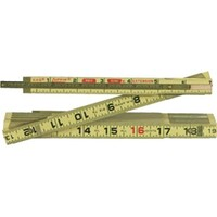Lufkin® Scale Wood Rules Red End®, Extension Rule (1/16ths) - X46
