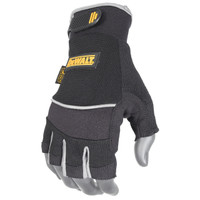 DEWALT Technicians Fingerless Synthetic Leather Glove - DPG230